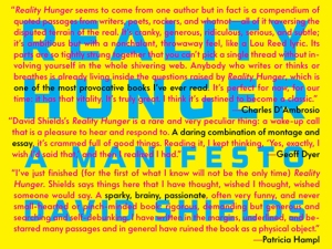 realityhunger